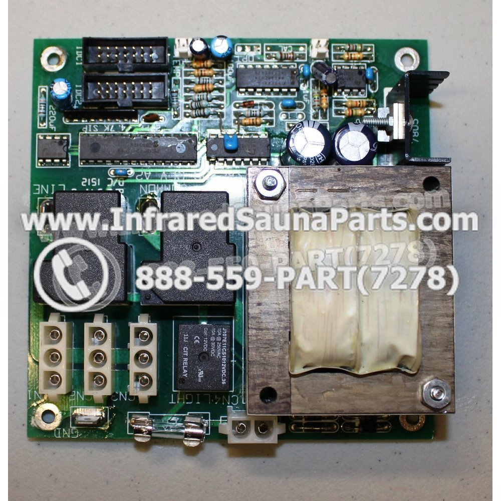 Power Boards Power Board Sbc 100 Rev A2 Up To 2 Circuit