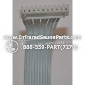 CIRCUIT BOARDS / TOUCH PADS CONNECTORS - CIRCUIT BOARDS / TOUCH PADS CONNECTORS WIRE-10 PIN - FEMALE TO FEMALE 9