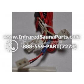 LIGHT WIRING - LIGHT WIRING - HARNESS WITH 3 INPUTS STYLE 2 4