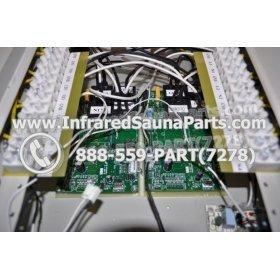 COMPLETE CONTROL POWER BOX 110V / 120V - COMPLETE CONTROL POWER BOX 110V  120V 9600 WATTS WITH COMPLETE WIRING HARNESS 10