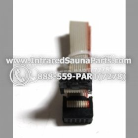 CIRCUIT BOARDS / TOUCH PADS CONNECTORS - CIRCUIT BOARDS  TOUCH PADS CONNECTORS WIRE FEMALE TO FEMALE  10 PIN 2