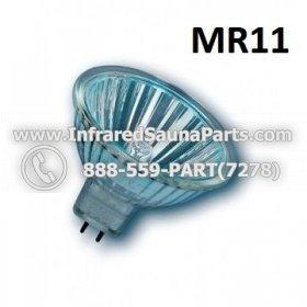 LIGHT BULBS MR 11 110V / 120V - LIGHT BULB MR 11  110V / 120V 10W 11