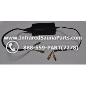 ADAPTERS / TRANSFORMERS - ADAPTERS / TRANSFORMERS 110V /120V AC PA-1400-01 1