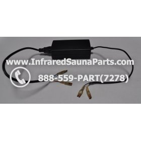 ADAPTERS / TRANSFORMERS - ADAPTERS / TRANSFORMERS 110V /120V AC PA-1400-01 2