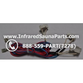 LIGHT WIRING - LIGHT WIRING - HARNESS WITH 3 INPUTS STYLE 1 10