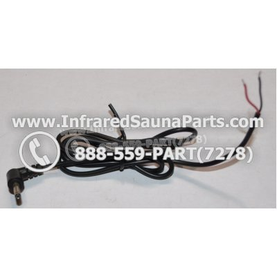 IONIZER WIRING - IONIZER WIRING - 6v POWER CABLE 1