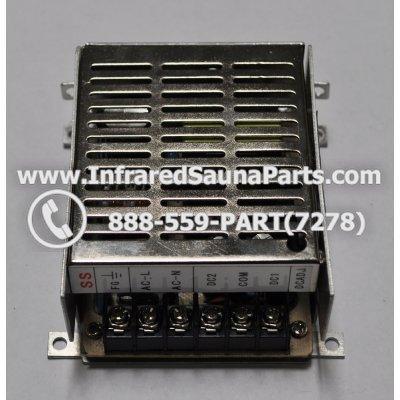 POWER SUPPLY - POWER SUPPLY GL-010-2A 1