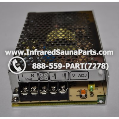 POWER SUPPLY - POWER SUPPLY HTS-60F-12 1