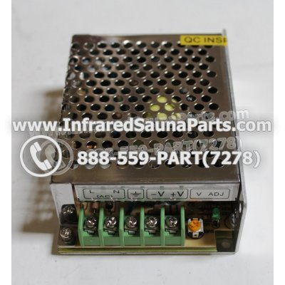 POWER SUPPLY - POWER SUPPLY B S-25-12 1