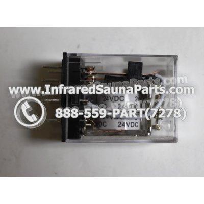 RELAYS / SOLID RELAYS - RELAYS  SOLID RELAY LIRRD LHH 52P 5A 240VAC 5A 28VDC 1