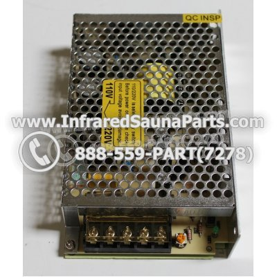 POWER SUPPLY - POWER SUPPLY BS-60-12 1