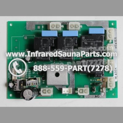 POWER BOARDS  - POWER BOARD 5V_VCC TMP 1