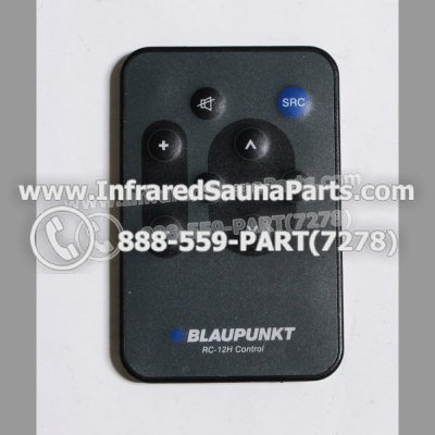 REMOTE CONTROLS - REMOTE CONTROL FOR BLAUPUNKT STEREO IC SERIES RC-12H 1