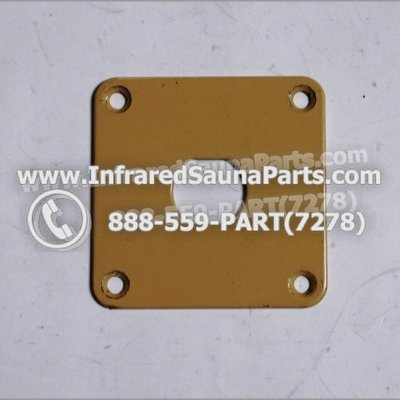 MOUNTING PLATES / MOUNTING EMPTY BOXES - MOUNTING PLATE FOR ELECTRICAL WIRE STYLE 1 1