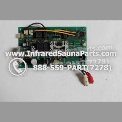 POWER BOARDS  - POWER BOARD E235380 AMP 060211 1