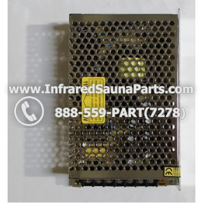 POWER SUPPLY - POWER SUPPLY D-50A 1