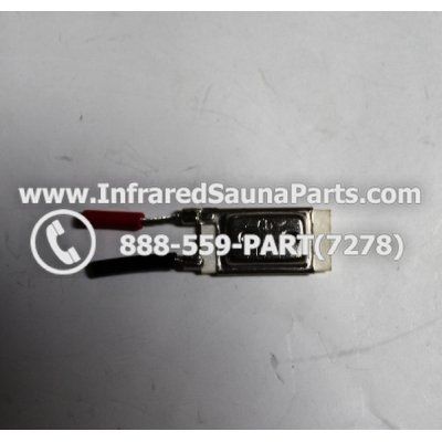 FUSES - FUSE FOR CARBON HEATER CD 79F 1