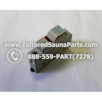 FUSE BLOCKS - FUSE BLOCK JINSHAN RT18-32X 10X38 32A 690V~ 1