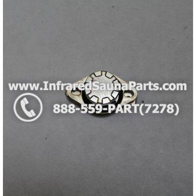 FUSES - FUSE FOR CARBON HEATER KSD 301 250V 10A 130C 1