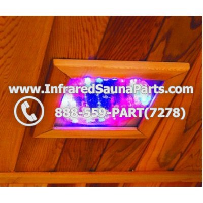 CHROMOTHERAPY - CHROMOTHERAPY LED LIGHTING X106115 1