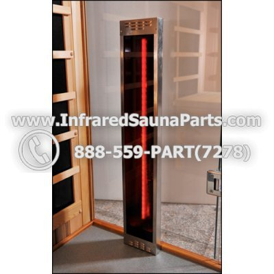 FULL SPECTRUM INFRARED HEATERS 220V / 240V - FULL SPECTRUM INFRARED HEATER 350W  220V / 240V 1