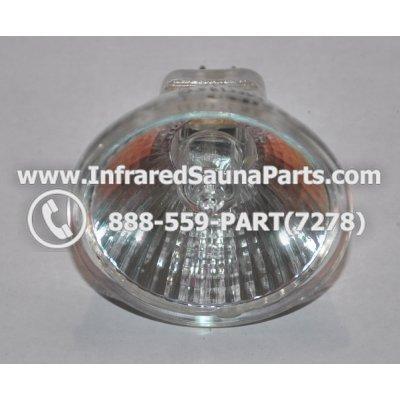 LIGHT BULBS MR 11 110V / 120V - LIGHT BULB MR 11+C  110V / 120V 20W 1