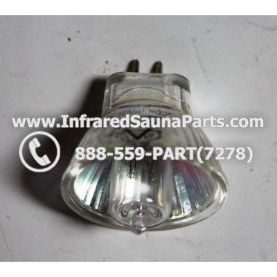 LIGHT BULBS MR 11 220V / 240V - LIGHT BULB  MR 11 220V / 240V 20W 1