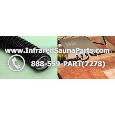 COMPLETE CONTROL POWER BOX 220V / 240V - COMPLETE CONTROL POWER BOX   220V / 240V SUNTECH INFRARED SAUNA STYLE 9 1