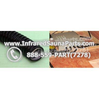 COMPLETE CONTROL POWER BOX 220V / 240V - COMPLETE CONTROL POWER BOX  220V / 240V HOTWIND INFRARED SAUNA 1