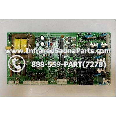 POWER BOARDS  - POWER BOARD A027 1