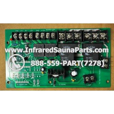 POWER BOARDS  - POWER BOARD 11J0046 - 8 PIN 1