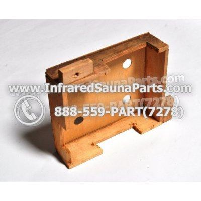 WOOD VENTS - HEMLOCK WOOD VENT BOX STYLE 1 1