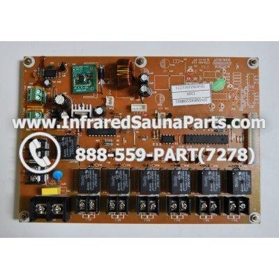 POWER BOARDS  - POWER BOARD BY ACETECH 110v / 120v - JSNSNR00120MB01 / JDS07060815619 / JDNSNR02D 1