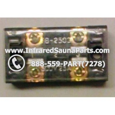 JUNCTION TERMINAL BLOCKS - JUNCTION TERMINAL BLOCK TB-2503 / 4 PORT 1