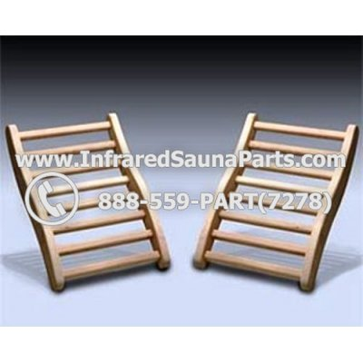 PORTABLE WOOD BACKRESTS - PORTABLE WOOD BACKRESTS STYLE 2 1