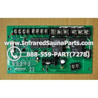 POWER BOARDS  - POWER BOARD 11J0046 - 10 PIN 1