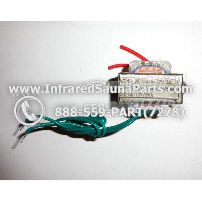 RELAYS / SOLID RELAYS - RELAYS  SOLID RELAY ELECTROMAGNETIC 3515-120-12 IN AC110V-130V 5O 60 Hz OUT:AC12V 3VA 1