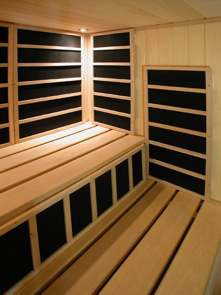 categories - Infared Sauna