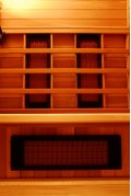 EMF INFRARED SAUNA CERAMIC HEATERS