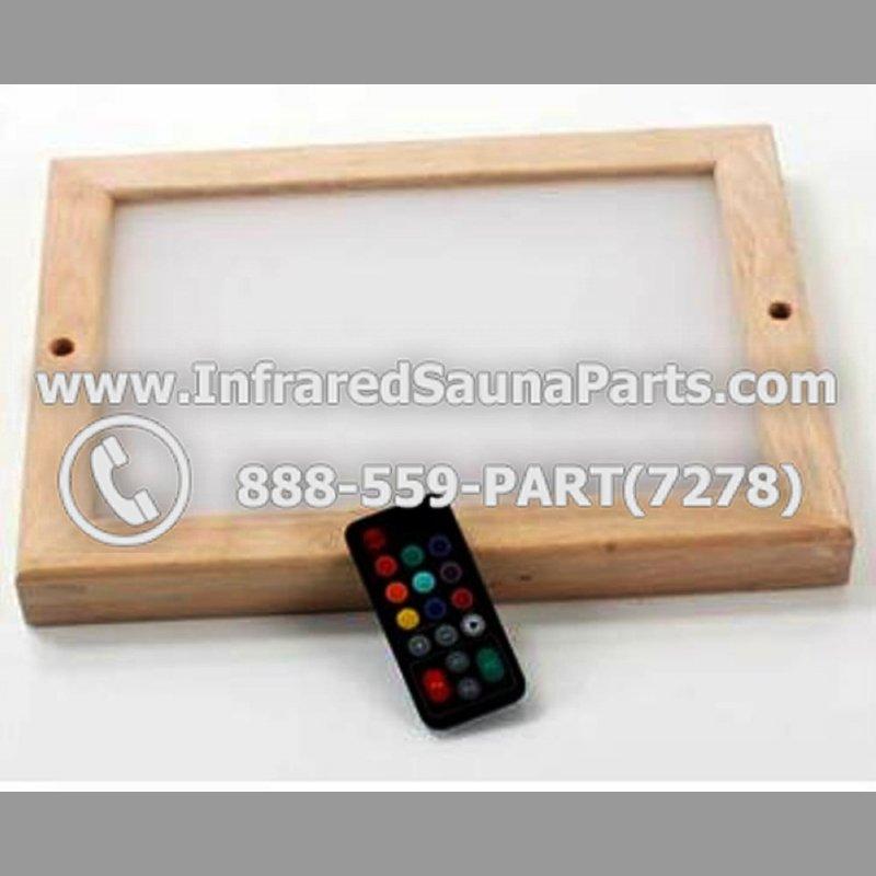 diy infrared sauna kits diy chromoterapy. Black Bedroom Furniture Sets. Home Design Ideas