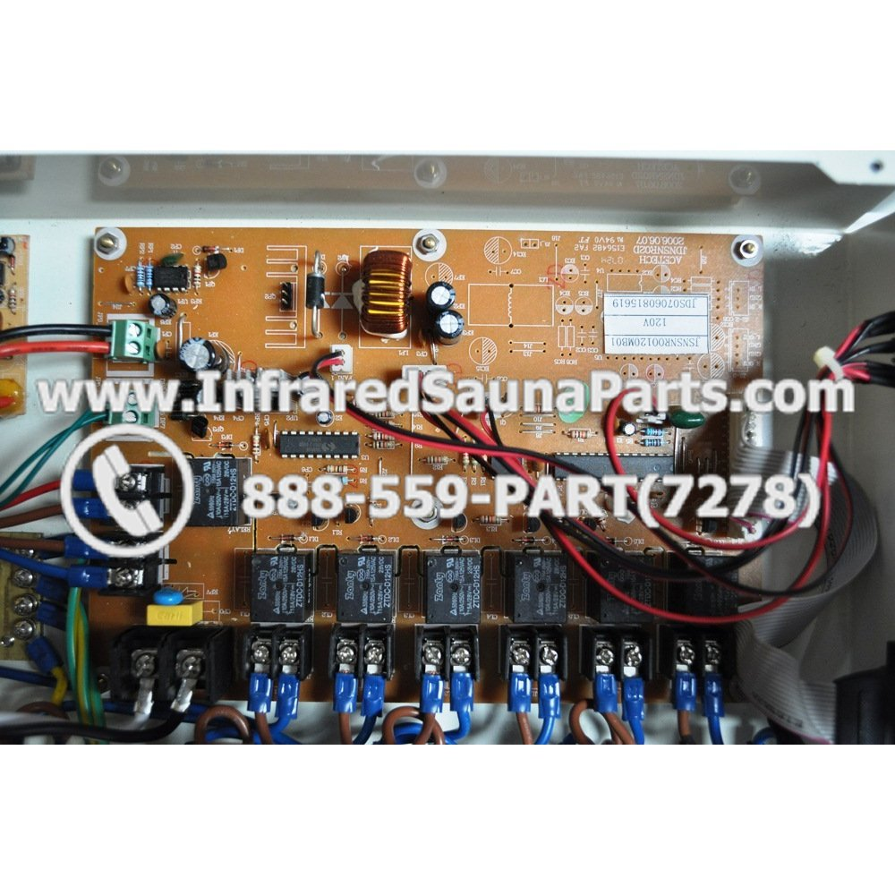 complete control power box complete control power box 110v